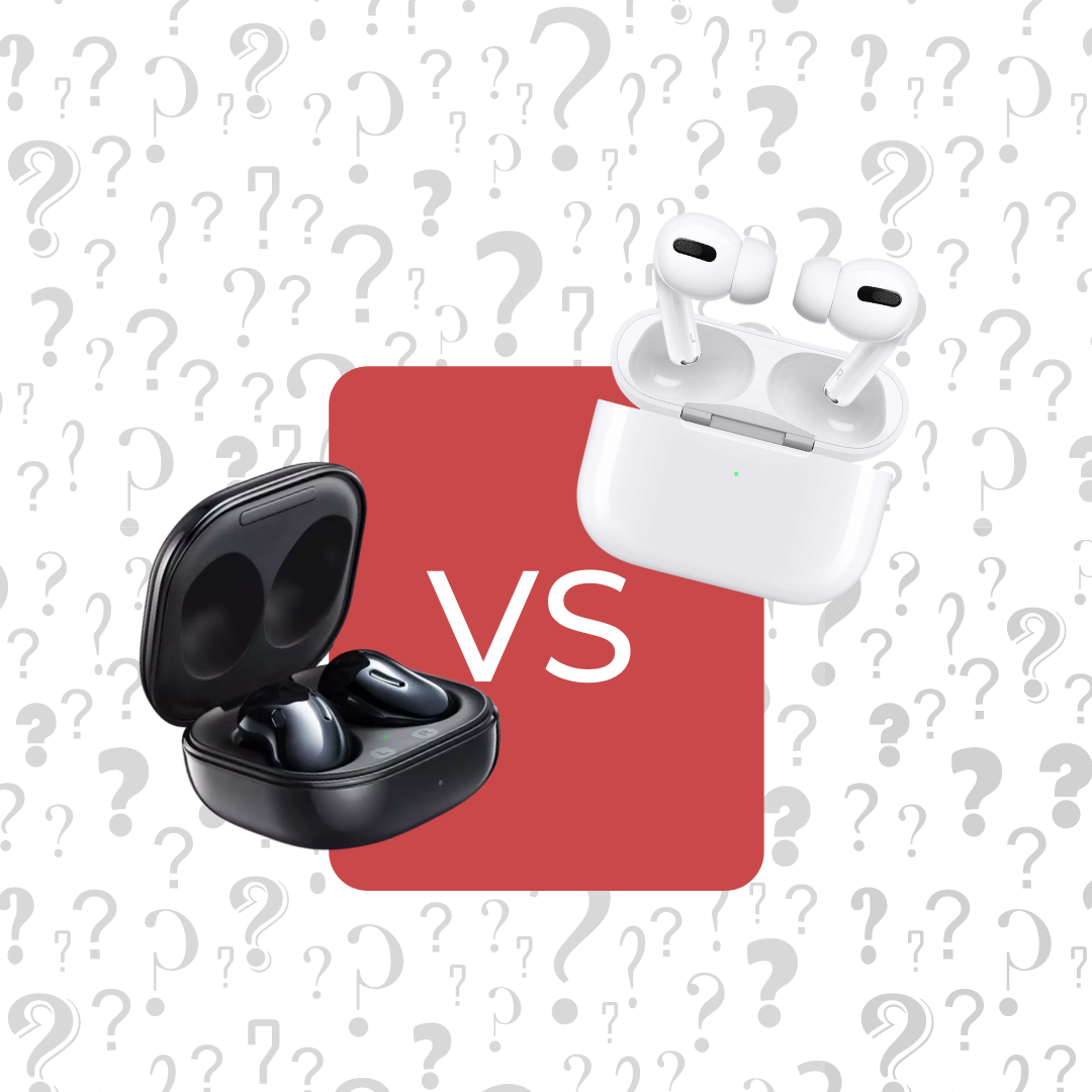 Airpods vs Earbuds