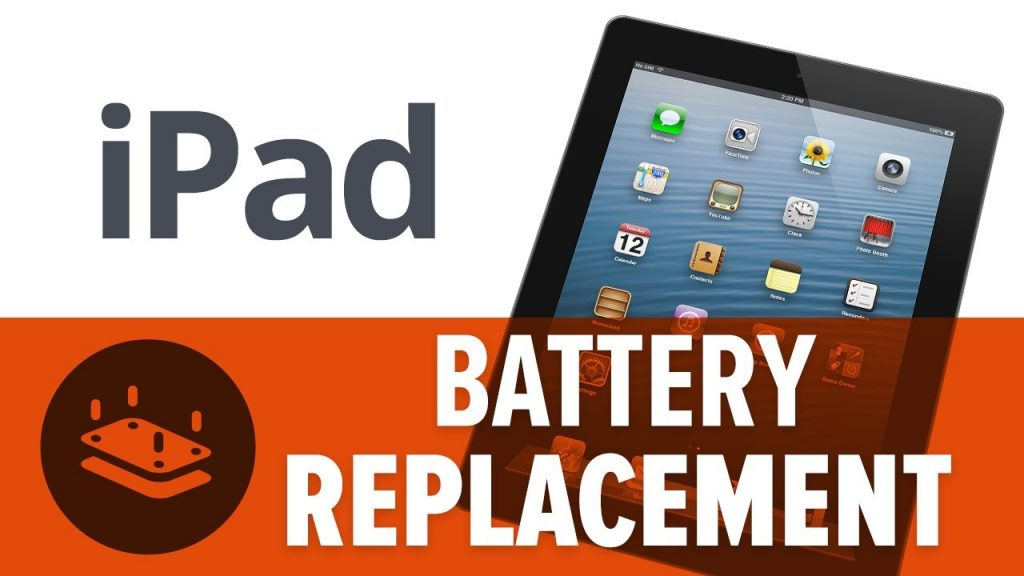 iPad 5th Gen Battery Replacement