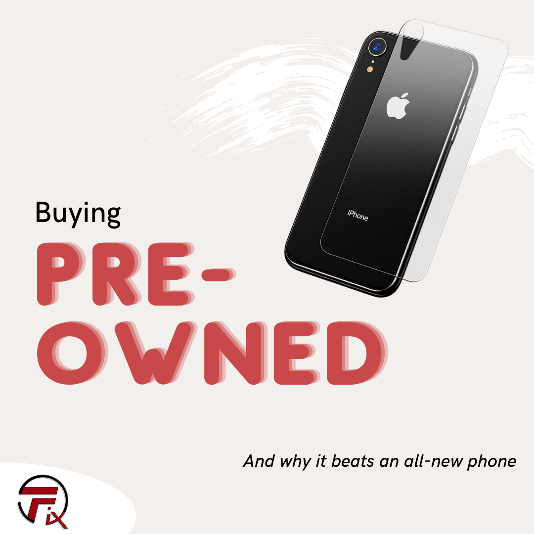 buy a used phone